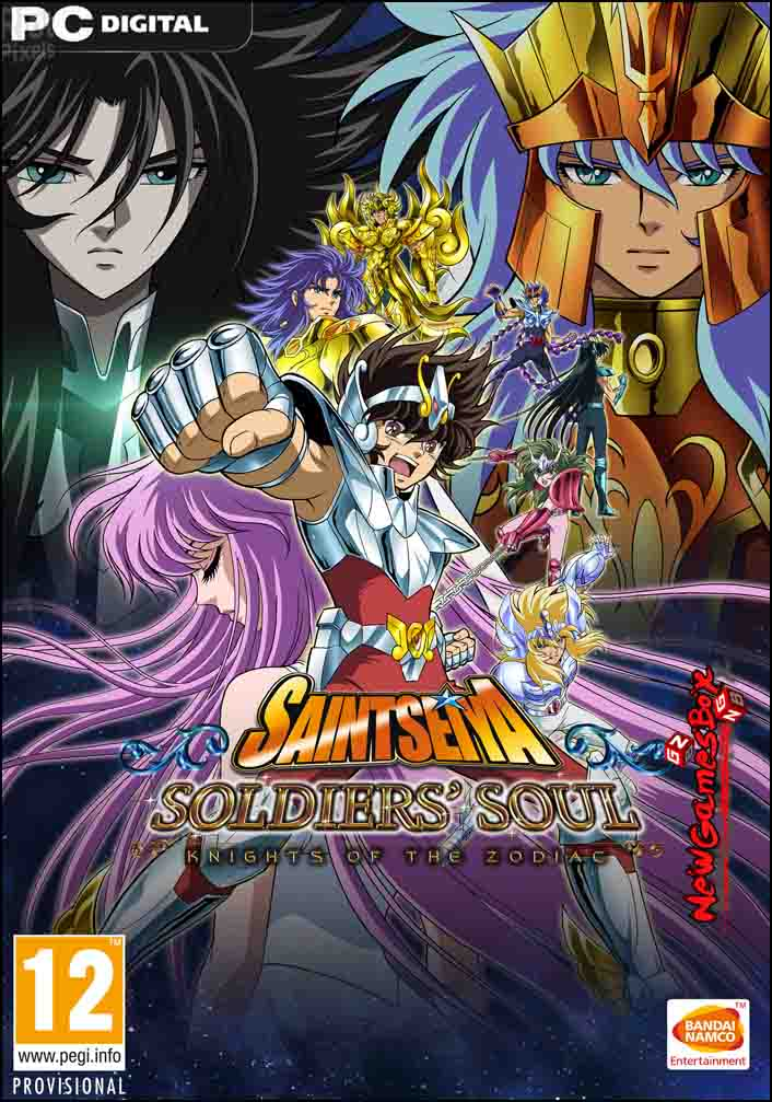 Saint Seiya Soldiers Soul Download Free
