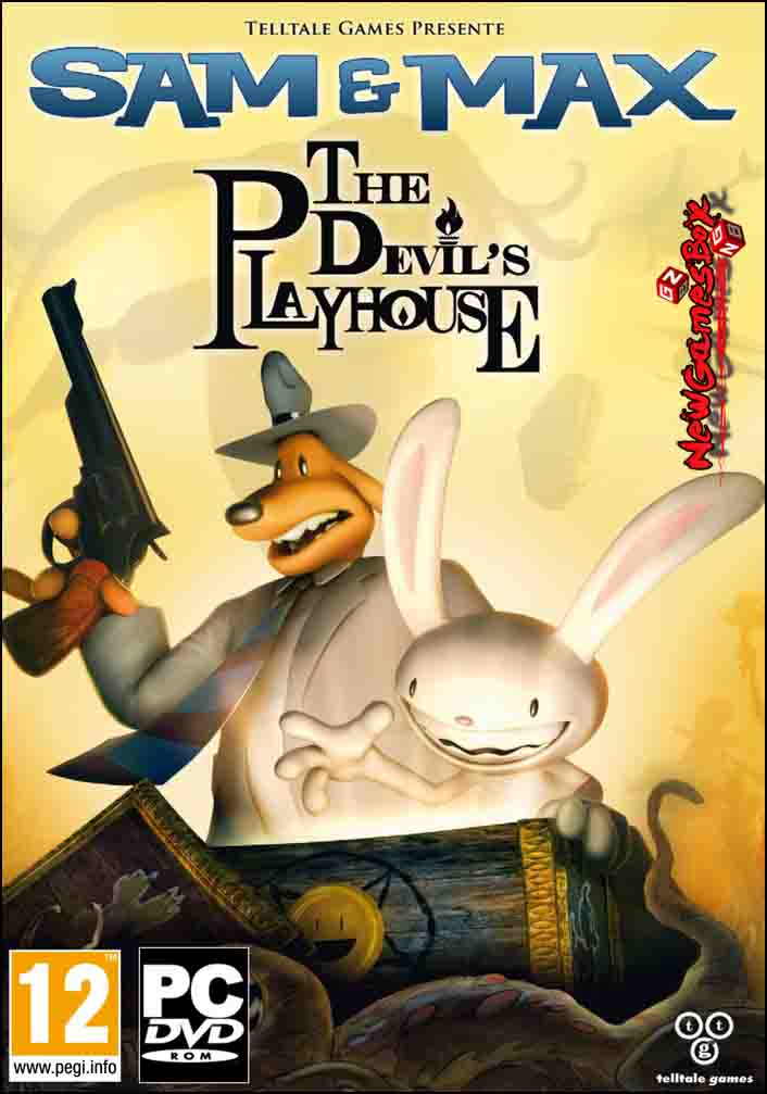 Sam & Max The Devils Playhouse Free Download