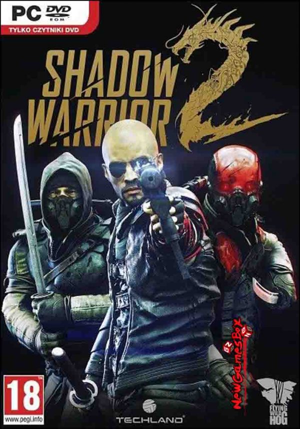 Shadow Warrior 2 Deluxe Free Download