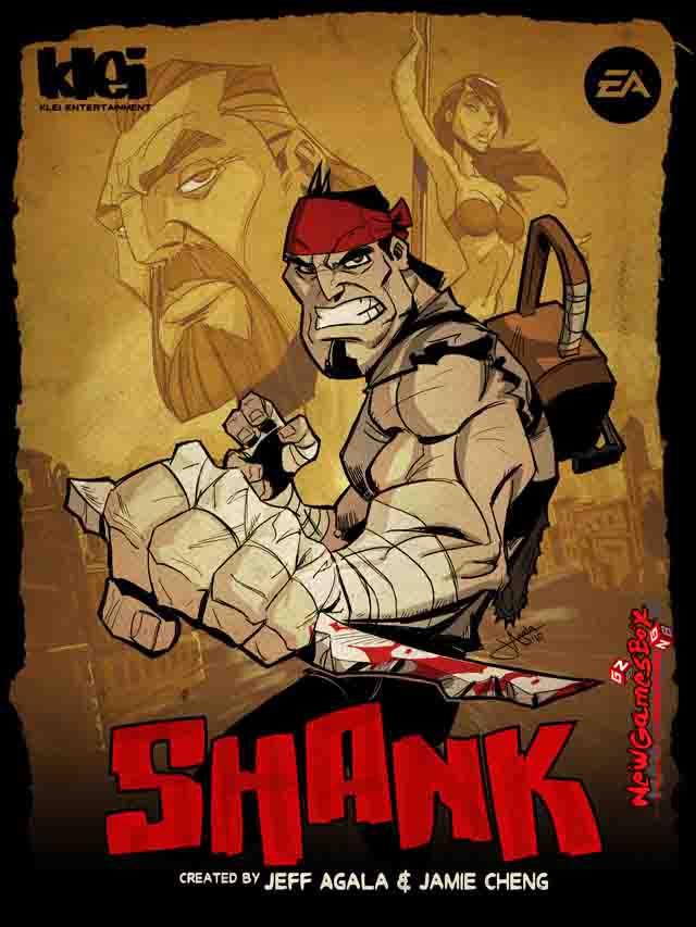 скачать игру Shank 1 через торрент - фото 3