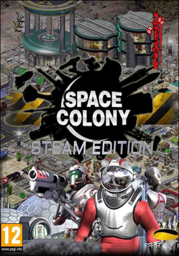 Space Colony Steam Edition Free Download