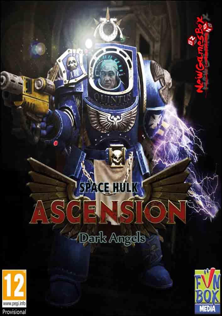 Space Hulk Ascension Dark Angels Free Download