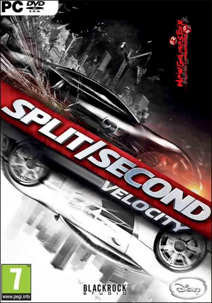 Скачать игру split second на пк