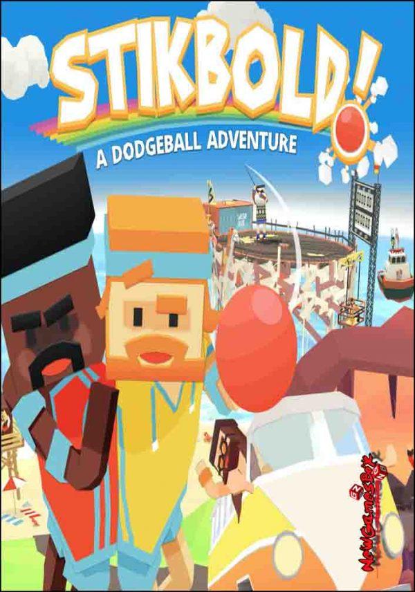 Stikbold A Dodgeball Adventure Free Download