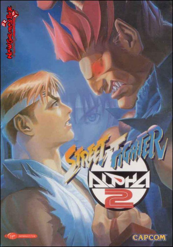 Street Fighter Alpha 2 Free Download