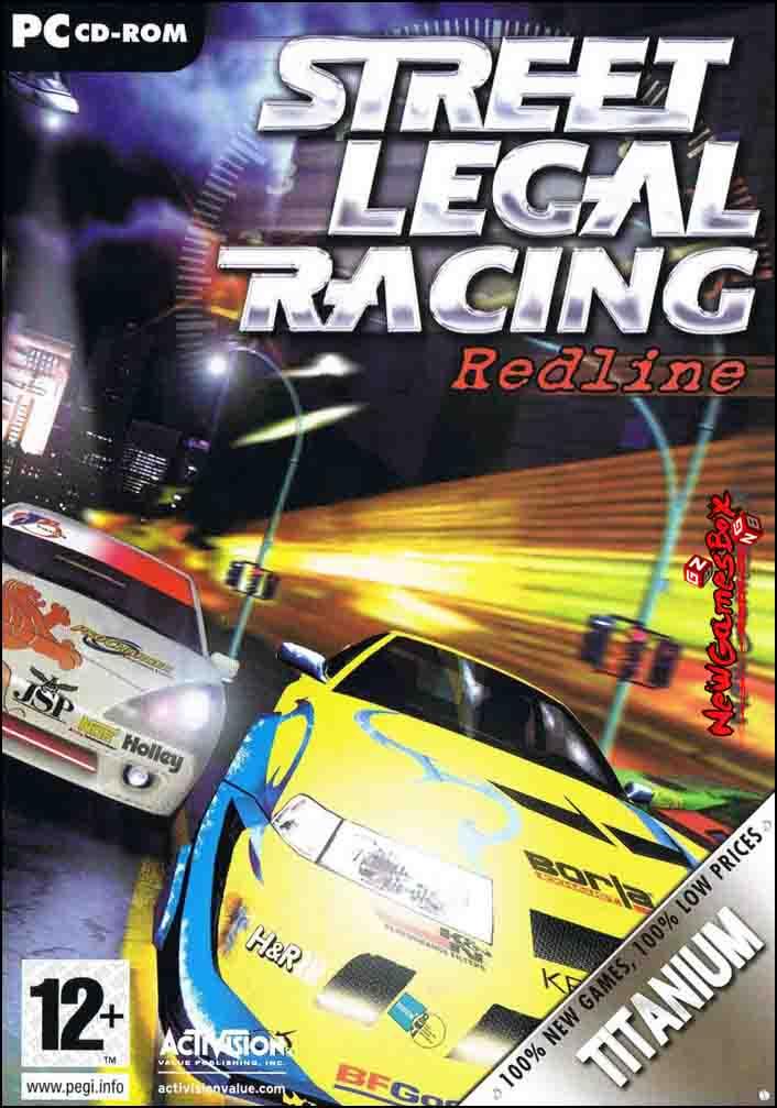 Street Legal Racing Redline Free Download Full Version