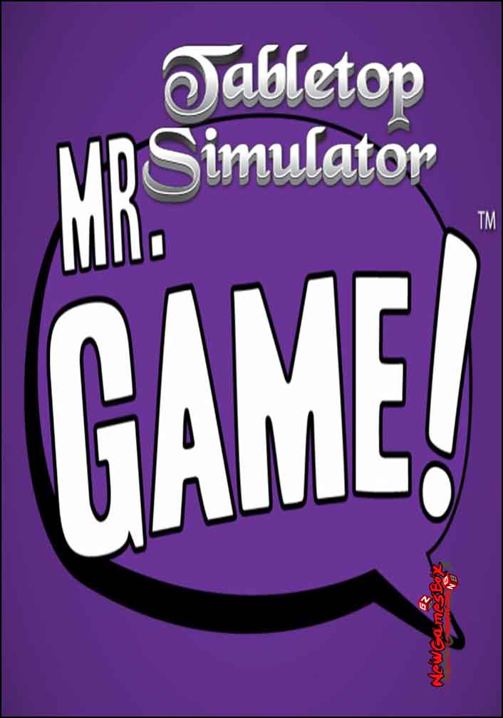 Tabletop Simulator Mr.Game Free Download
