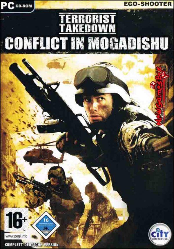 Terrorist Takedown Conflict In Mogadishu Free Download