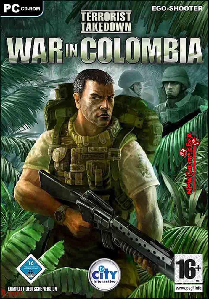 Terrorist Takedown War in Colombia Free Download
