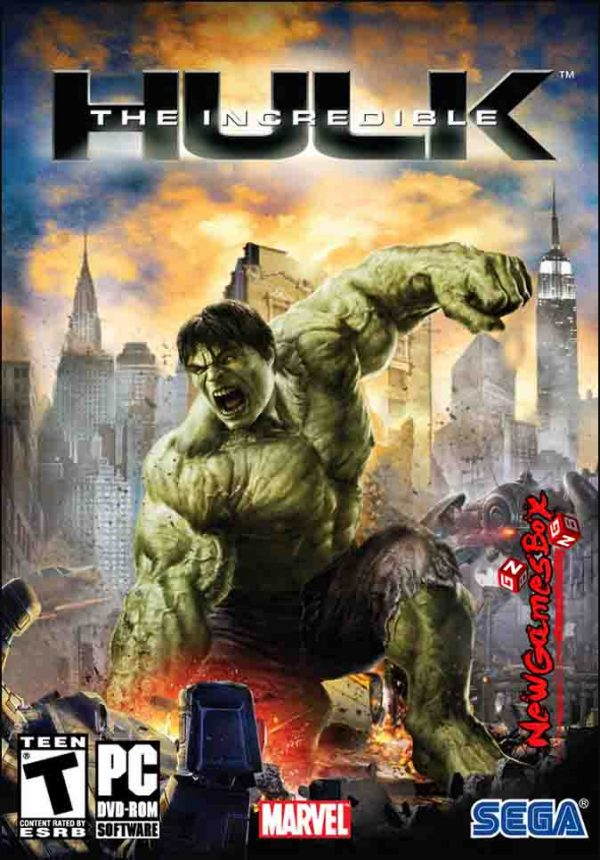 The Incredible Hulk 2008 Free Download