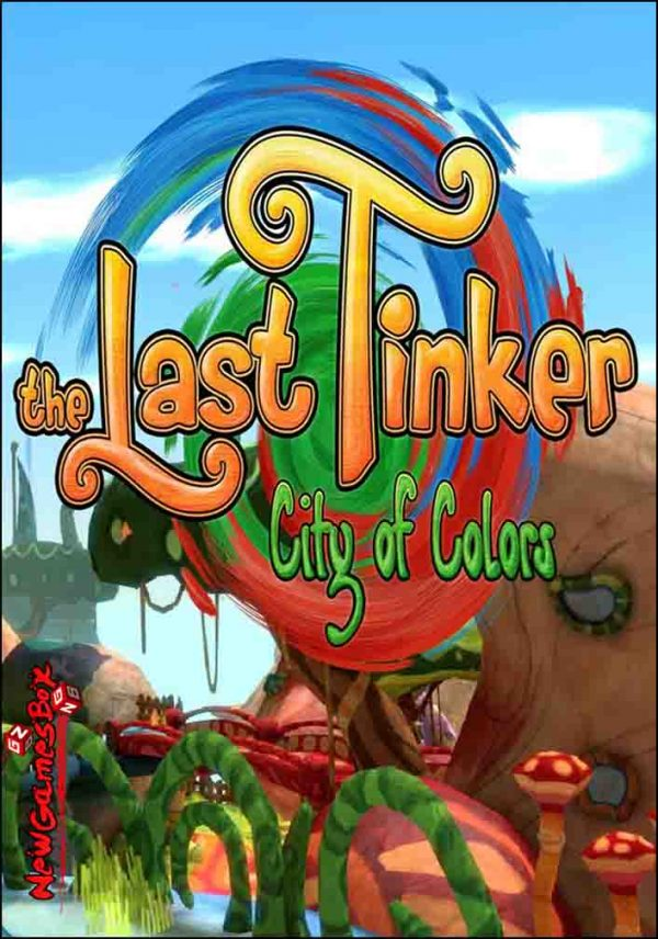 The Last Tinker City of Colors Free Download