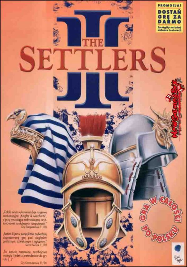 The Settlers III Free Download