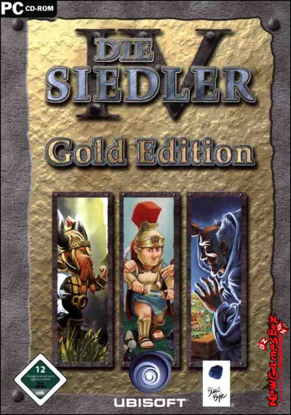 The Settlers IV Gold Edition Free Download