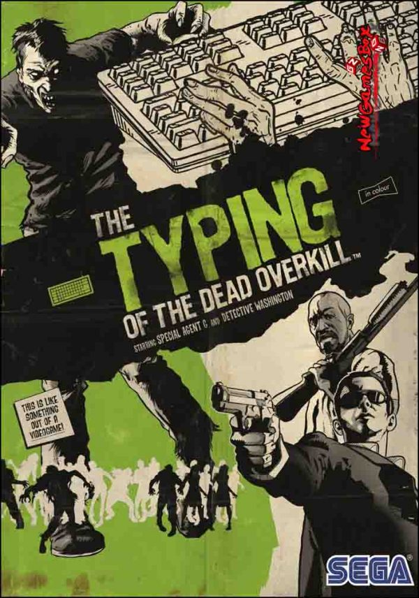 The Typing of The Dead Overkill Free Download
