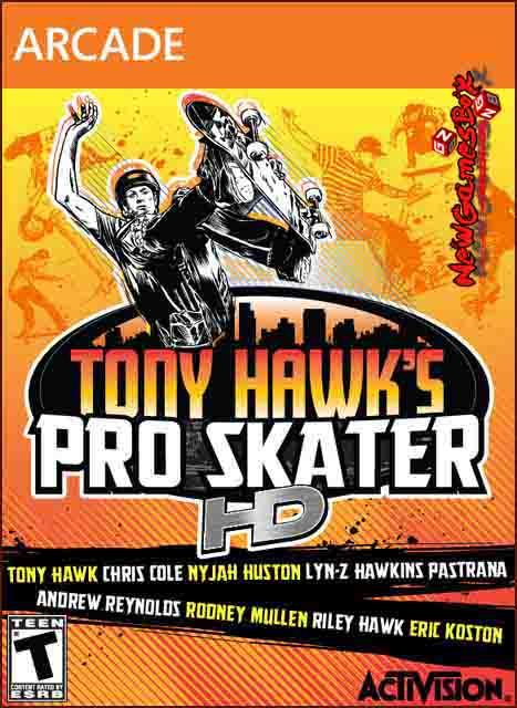 Tony Hawk Pro Skater Hd Free Download