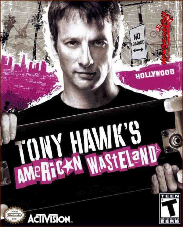 Tony Hawks American Wasteland Free Download