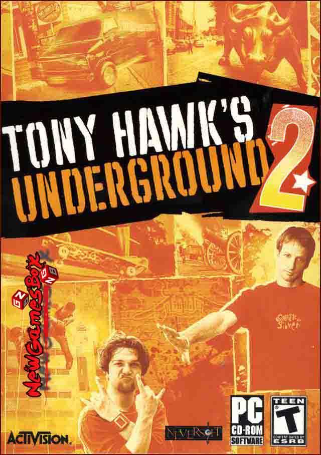 Tony Hawks Underground 2 Free Download