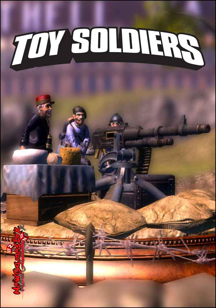 Plane Fighting Games >> Toy Soldiers Free Download PC Game Full Version Setup