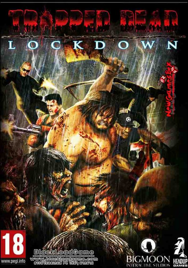 Trapped Dead Lockdown Free Download