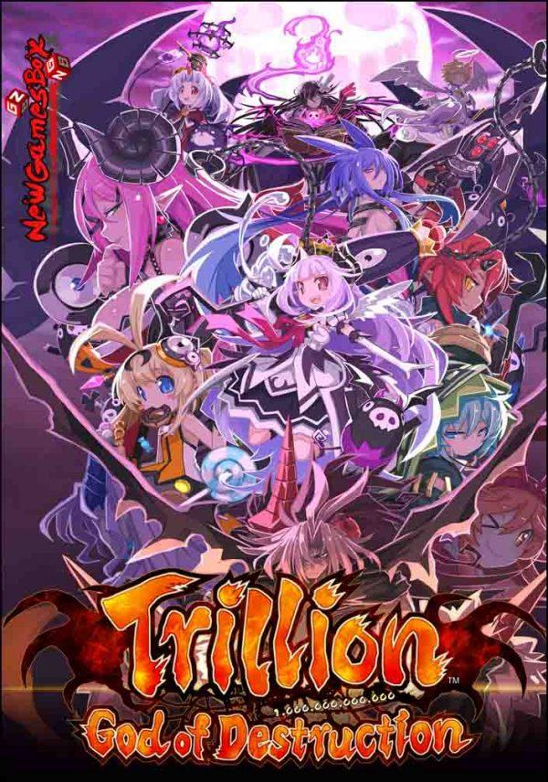Trillion God of Destruction Free Download