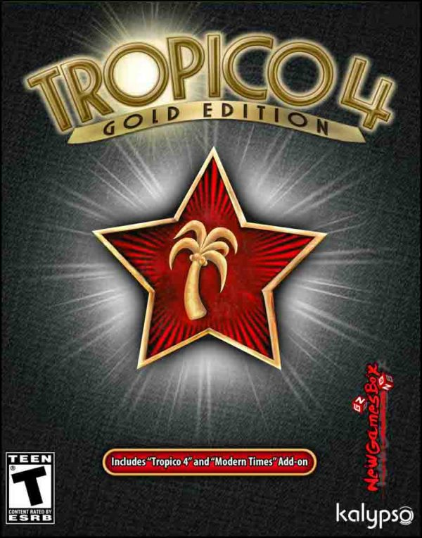 Tropico 4 Gold Edition Free Download