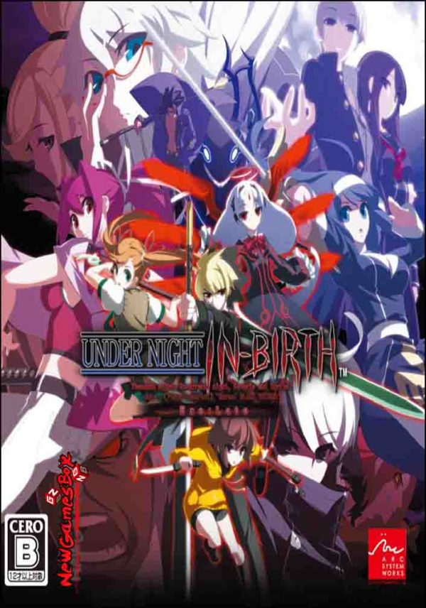 UNDER NIGHT IN-BIRTH Exe Late Free Download