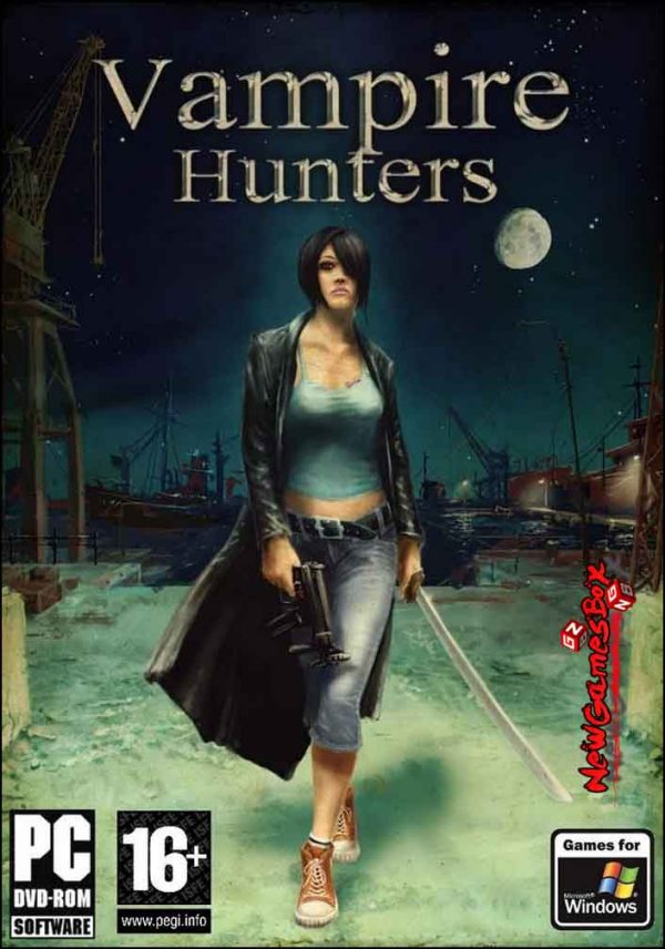 Vampire Hunters Free Download