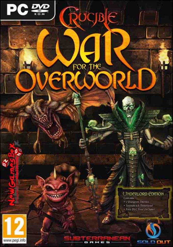 War for the Overworld Crucible Free Download