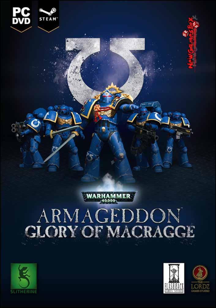 Warhammer 40000 Armageddon Glory of Macragge Free Download