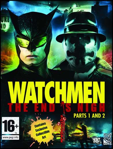 Watchmen The End is Nigh Part 2 Free Download