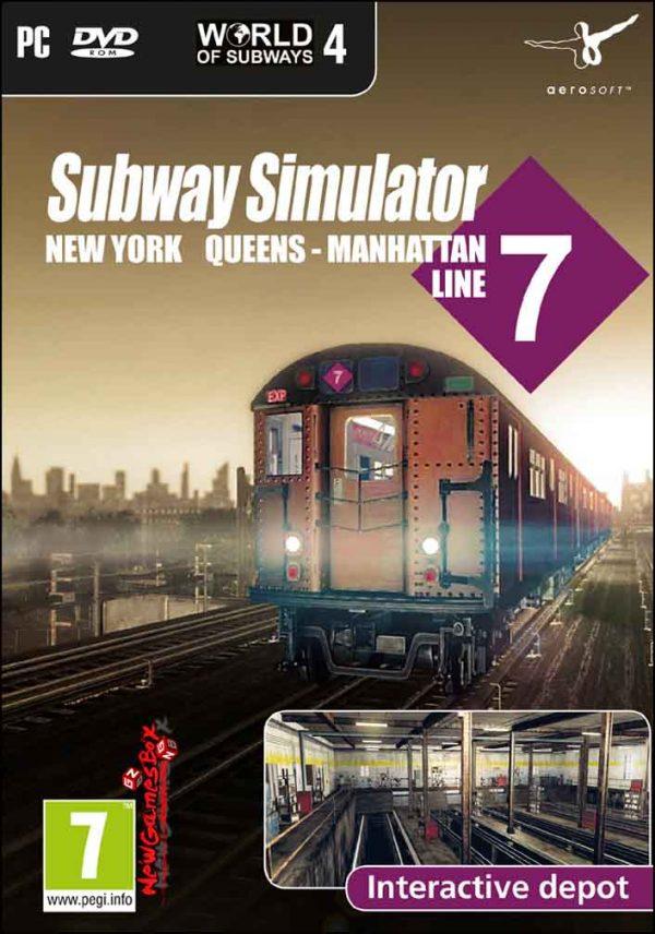 World of Subways 4 New York Line 7 Free Download