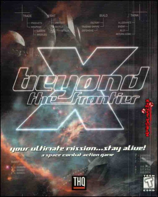 X Beyond the Frontier Free Download