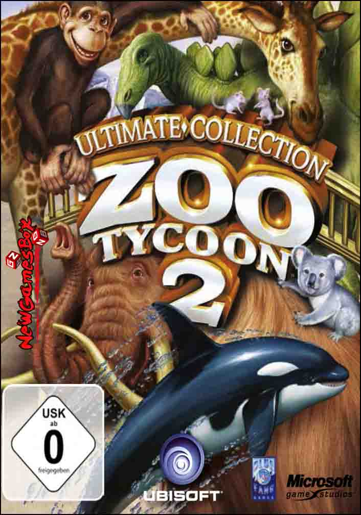Zoo tycoon 1 marine mania free download full version