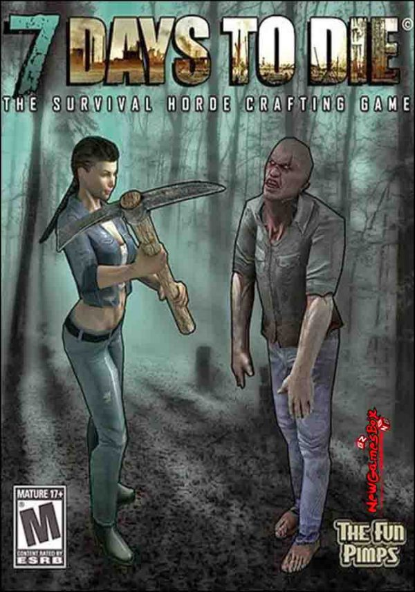 7 Days To Die Free Download PC Game Full Version Setup
