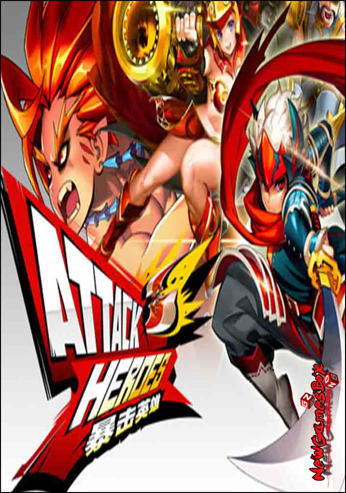 Attack Heroes Free Download