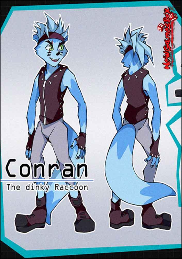 Conran The dinky Raccoon Free Download