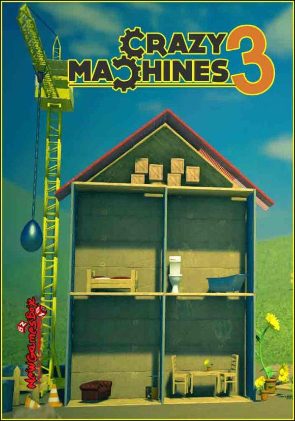 Crazy Machines 3 Free Download
