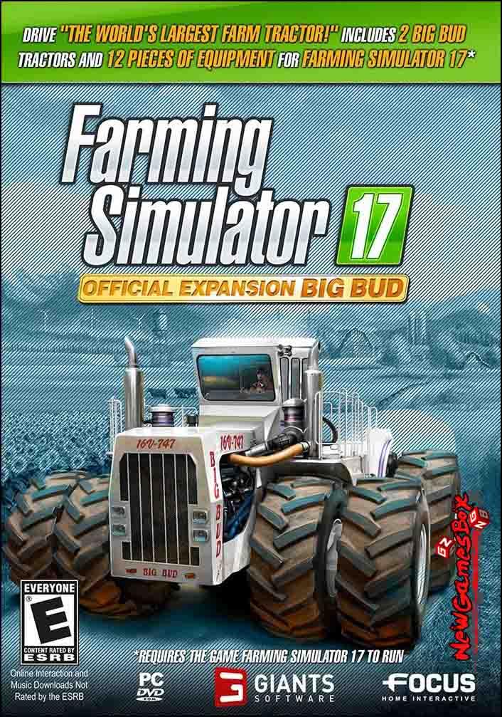 Farming Simulator 17 Big Bud Pack Free Download