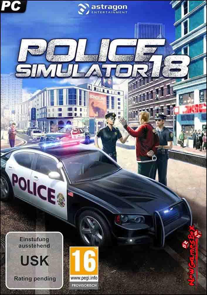Police Simulator 18 Free Download