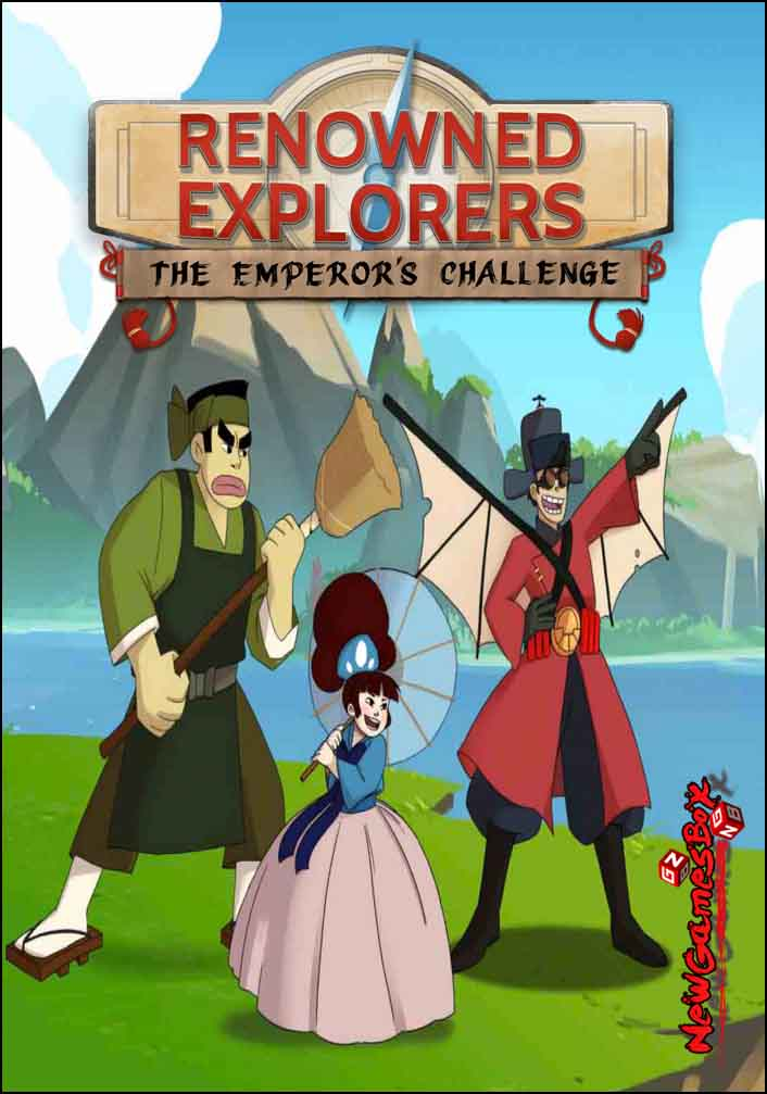 Renowned Explorers The Emperor's Challenge Free Download