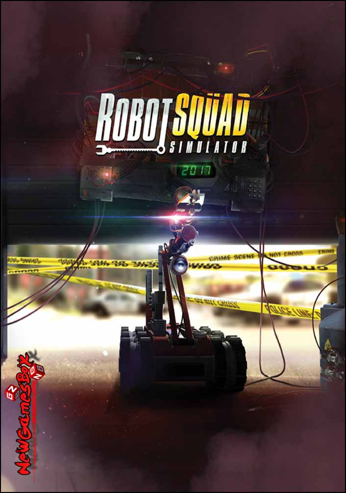 Robot Squad Simulator 2017 Free Download