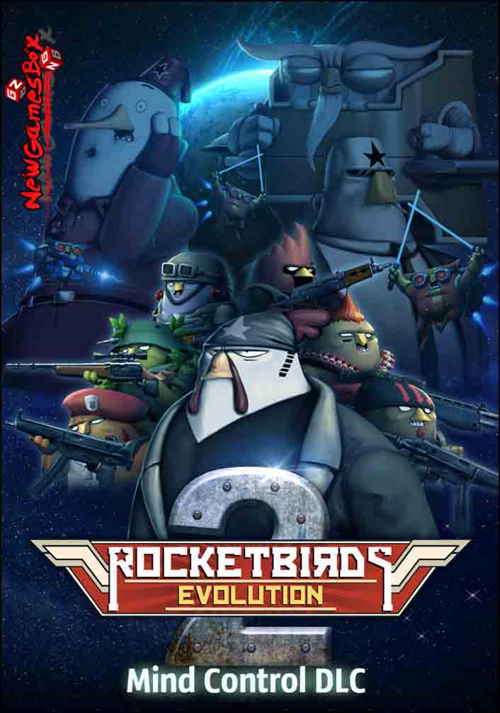 Rocketbirds 2 Mind Control Free Download