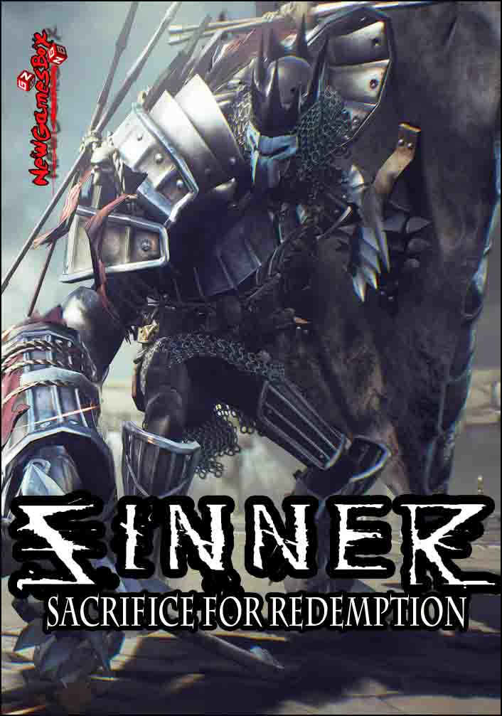 SINNER Sacrifice for Redemption Free Download