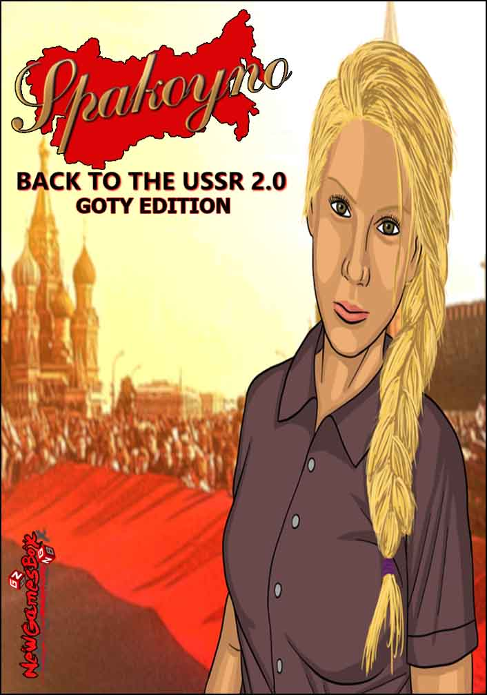 Spakoyno Back to The USSR 2.0 GOTY Edition Free Download