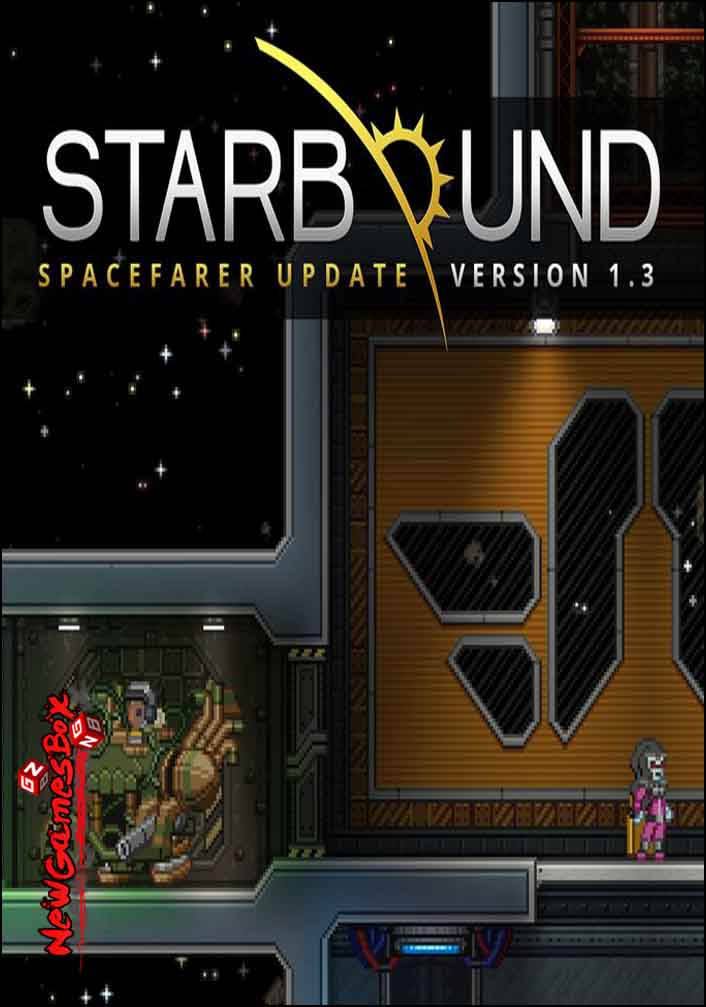 Starbound Spacefarer Free Download