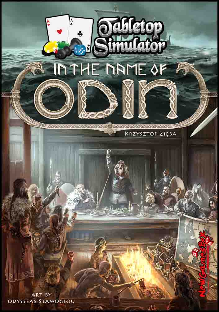 Tabletop Simulator In the Name of Odin Free Download