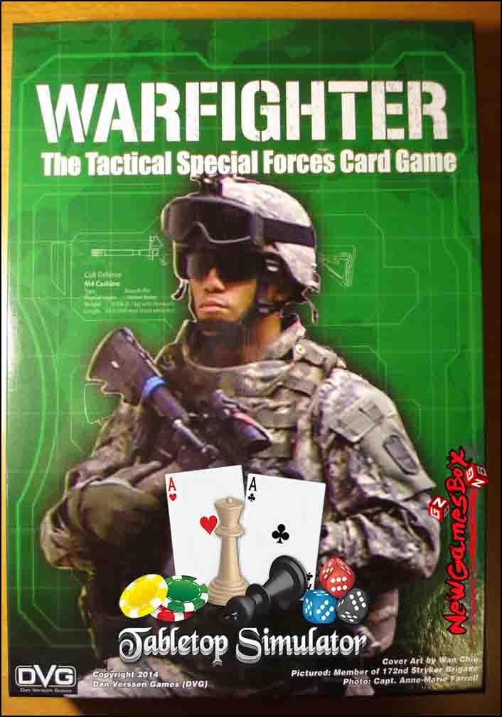 Tabletop Simulator: Warfighter 2017 pc game Img-4