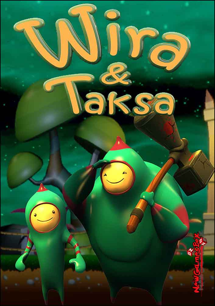 Wira and Taksa Against the Master of gravity Free Download