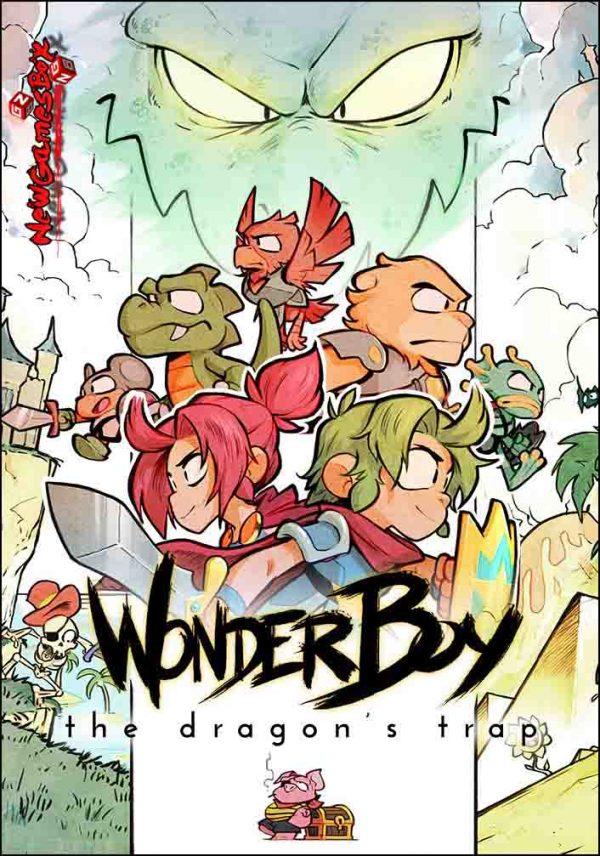 Wonder Boy The Dragons Trap Free Download