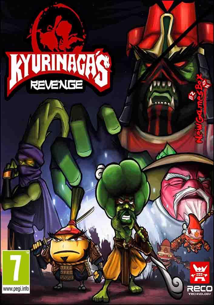 Kyurinagas Revenge Free Download